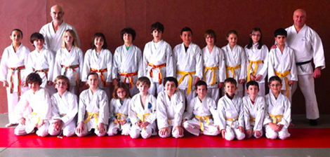 cours karate
